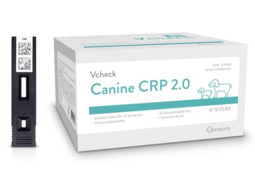 Vcheck cCRP 2.0 犬C反應蛋白