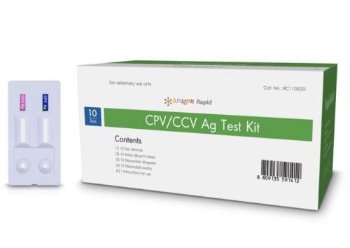 CPV/CCV Ag 犬腸炎二合一