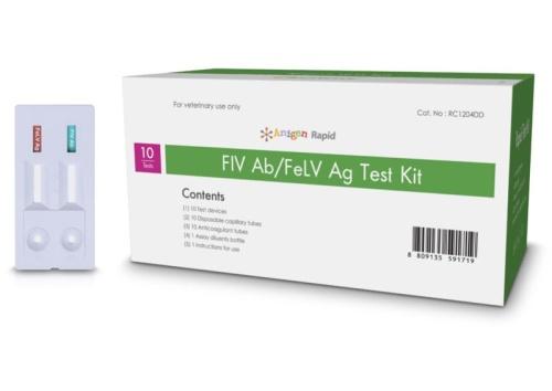 FIV Ab/ FeLV Ag 貓愛滋白血二合一